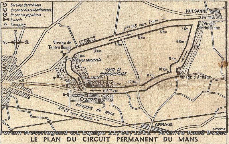 histoire du circuit des 24h du mans page 29 forums auto de motorlegend. Black Bedroom Furniture Sets. Home Design Ideas
